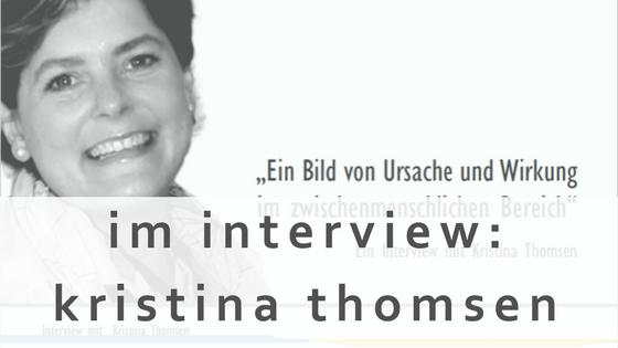 Bild zum Interview mit Kristina Thomsen: TOPOINEX im Coaching und in der Mediation