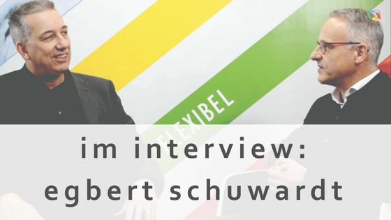 Bild zum Interview mit Egbert Schuwardt: Unternehmensnachfolge mit TOPOINEX