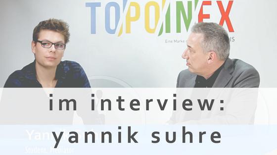 Bild zum Interview mit Yannik Suhre: TOPOINEX in der Mediation